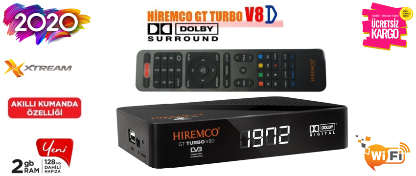 Hiremco Gt Turbo V8D